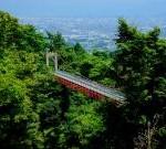 油山市民の森・吊り橋