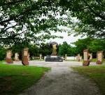 ユニバーシアード福岡大会の記念碑