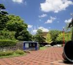 野外彫刻も展示されている福岡市美術館
