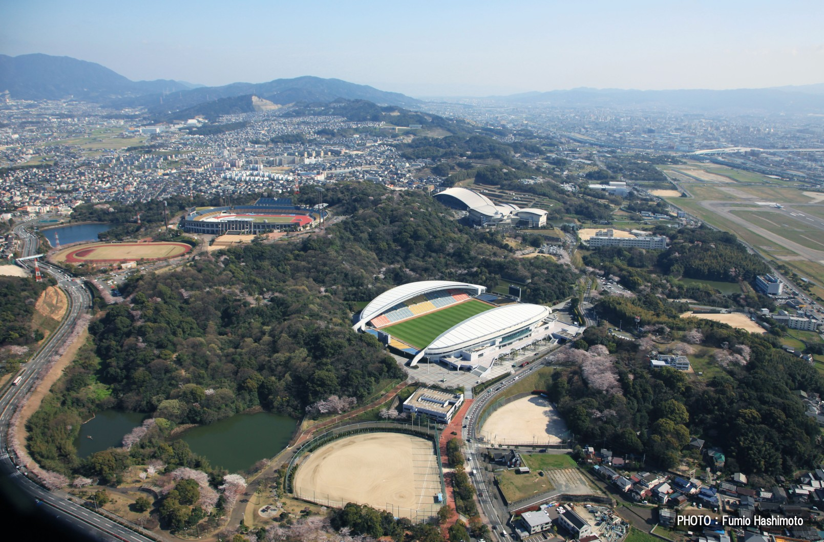 福岡市スポーツ施設